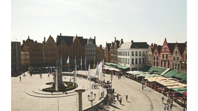 Travel Tuesday - Brugge, Belgium